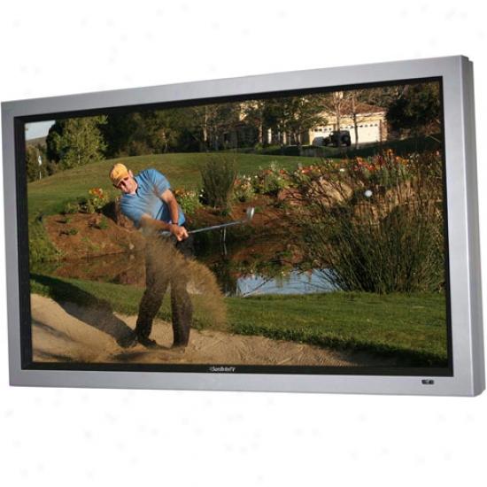 Sunbrite 46  Hd All-weather Outdoor Lcd Tv - Aluminum Exterior