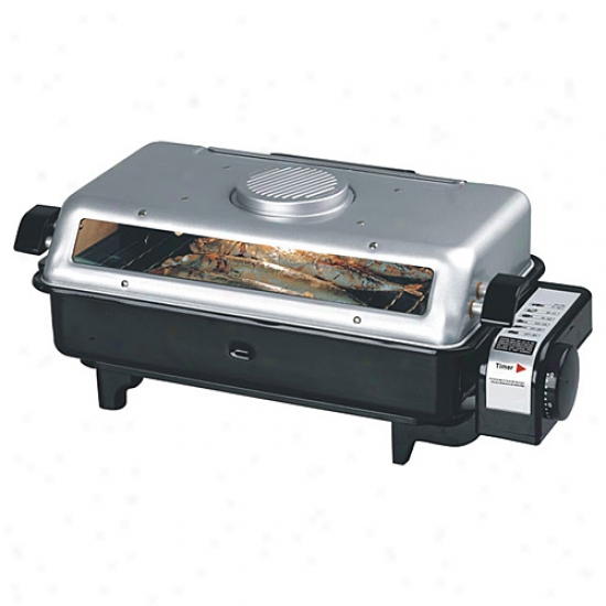 Sunpentown 1100w Electric Roaster