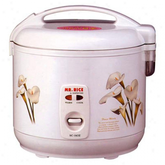 Sunpentown 6-cup Rice Cooker