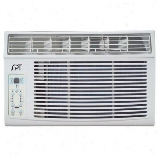 Sunpentown 8,000 Btu Window Air Conditioner With Emergy Star