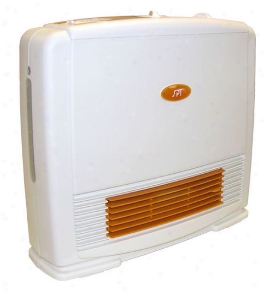 Sunpentown Ceramic Heater And Humidifier With Thermostat