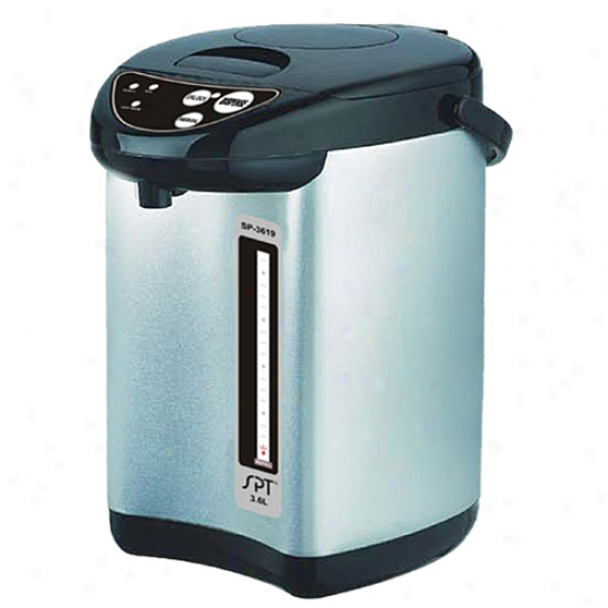 Sunpentown Hot Water Pot With Dual-pump System