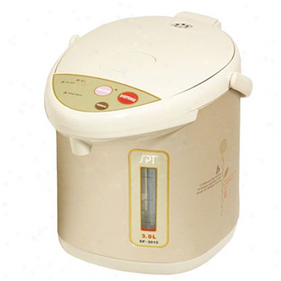 Sunpentown Hot Water Pot With Reboil Function