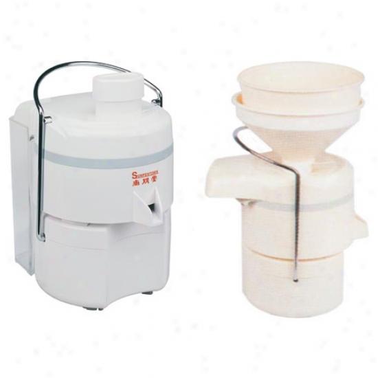 Sunpentown Multi-function Miller And Juice Extractor