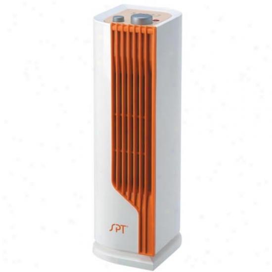 Sunpentown Oscillating Mini Tower Heater