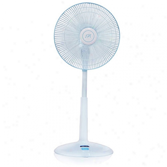 Sunpentown Standing Fan With Remote Control