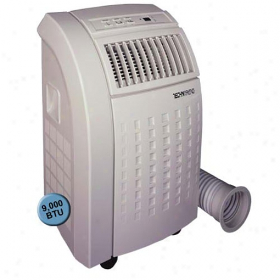 Sunpentow Tecunitrend 9,000 Btu Portable Air Conditioner  W/ Remote