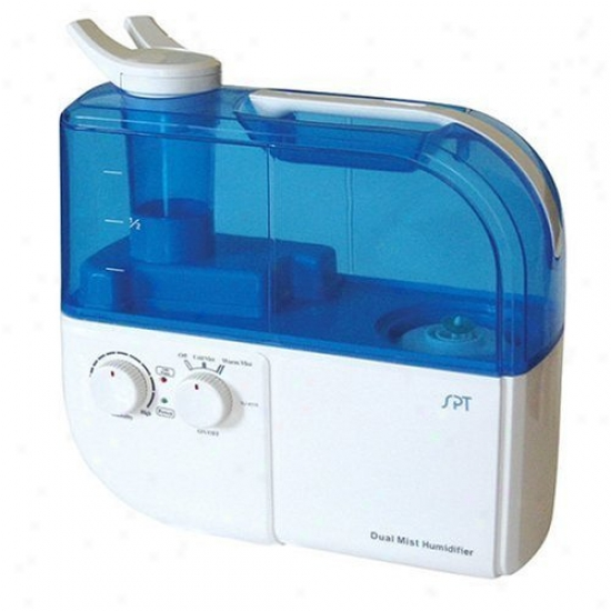 Sunpentiwn Ultrasonic Dual Mist Humodifier