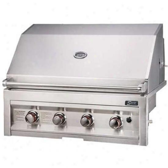 Sunstone Grills 34  4 Burner Gas Grill