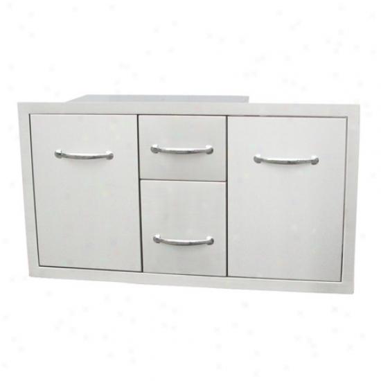 Sunstone Grills 42  5-drawer Multi-storage Unit