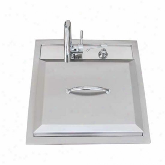 Sunstone Griols Premium Sink W/ Faucet & Cutting Board