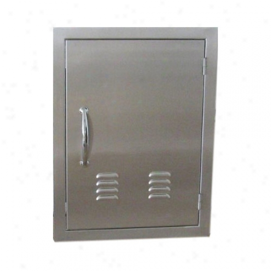 Sunstone Grills Perpendicular Single Access Door With Vents