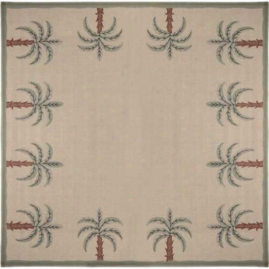 Surya Alfresco Palm Tree Outdoor Rug