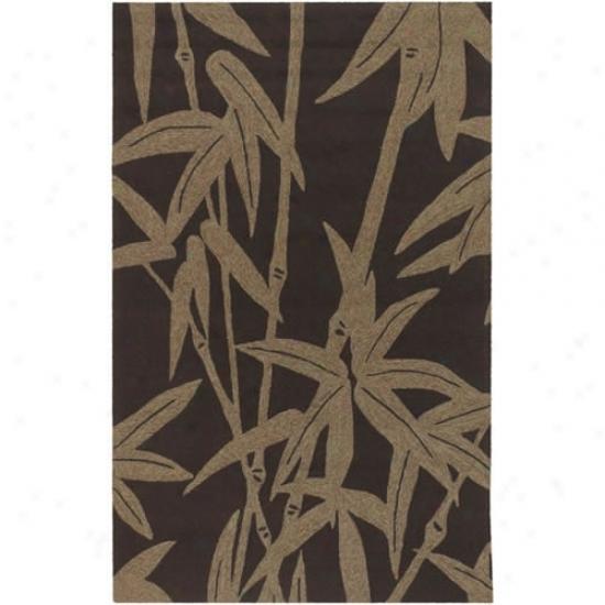 Surya Kaui Bamboo Leaf Outdoor Rug