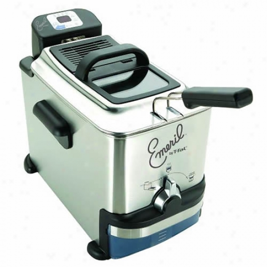 T-fal Emerilware Deep Fryer