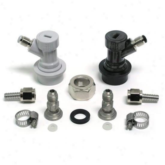 Tap-rite Ball Lock Easy Keg Conversion Kit