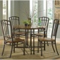 Home Styles Oak Hill Five Piece Dining Set