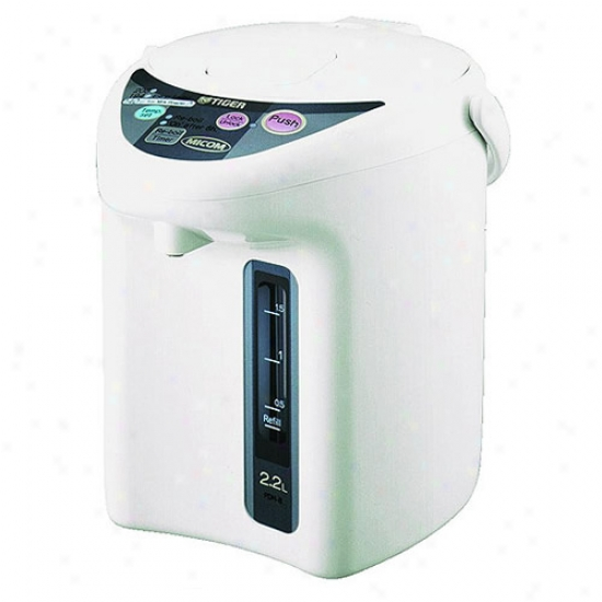 Tigerr 2.2 Liter Digital Electric Hot Water Pot