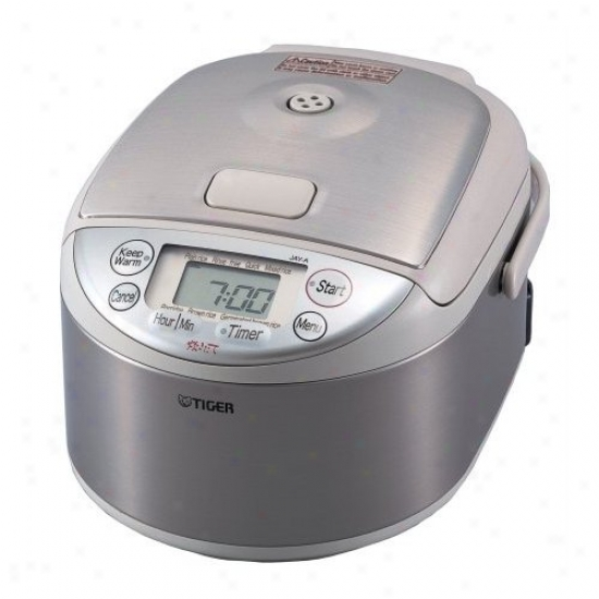 Tiger 3 Cup Microcomputer-controlled Rice Cooker