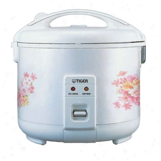 Tiger Electric 5.5 Cup Rice Cooker/steamer