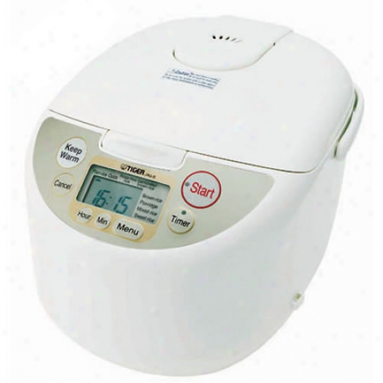 Tiger Microcomputer-conttrolled 10 Cup Rice Cooker