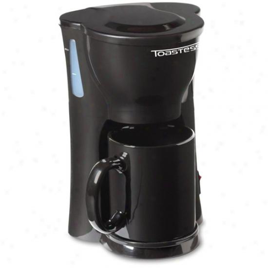 Toastess Coffee Maker - Black