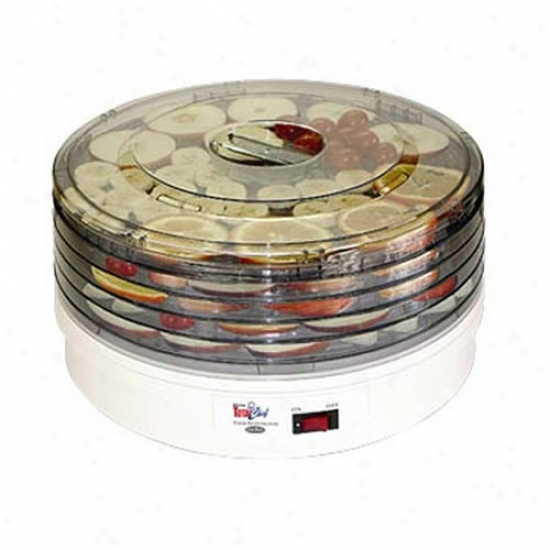 Total Chef 5 Tray Food Dehydrator