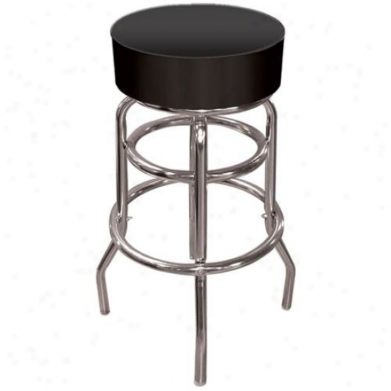 Trademark Global Deluxe Padded Bar Stool
