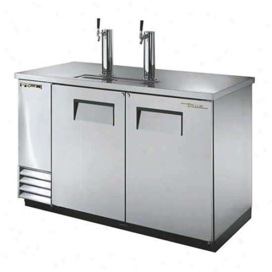 Honest 2 Keg Stainless Seel Direct Draw Beer Dispenser
