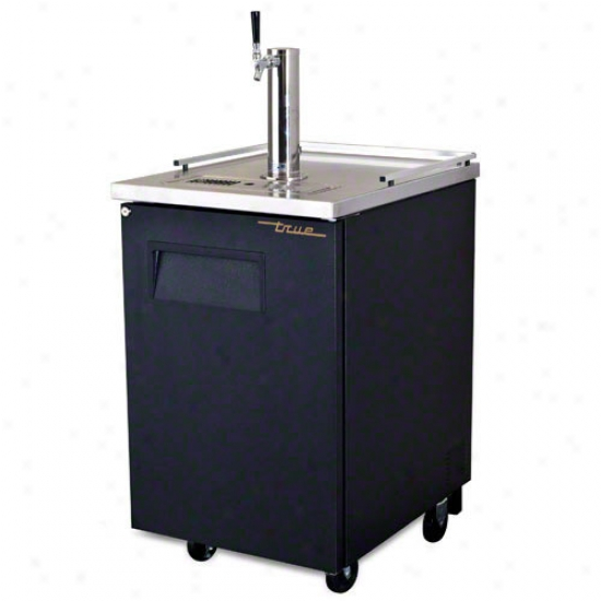 True Single Keg Direct Draw Beer Dispenser