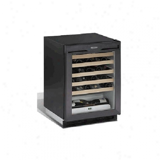 U-line Cause Series 48 Bottle Wine Cooler - Black