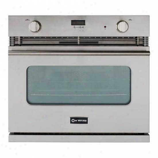 Verona 30  Built-in Gas Pro Wall Oven