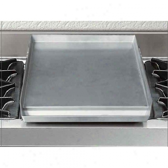 Verona Stainless Steel Range Top Griddle