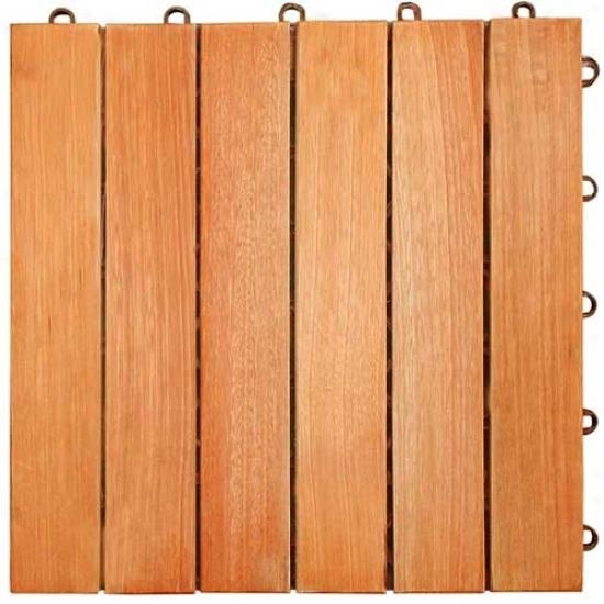 Vifau 6 Slat Vertical Tile