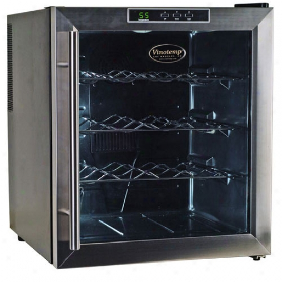 Viotemp 16 Bottle Wine Cooler