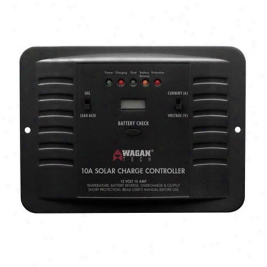 Wagan 10 Aml Solar Chargw Controller