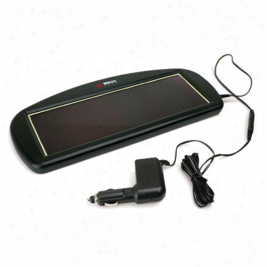 Wagan Solar Car Battery Charger