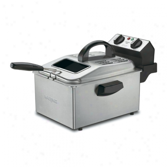 Waring Pro 1800 Watt Professional Deep Fryer