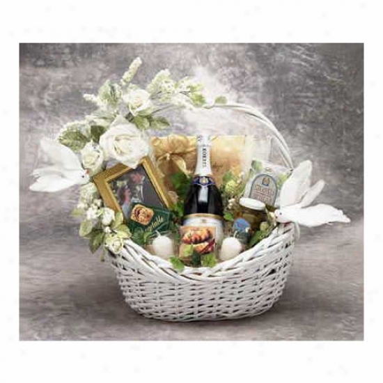 Marriage Wishes Gift Basket