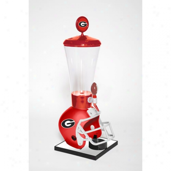 Wild Sports Georgia Bulldogs Drink Dispenser