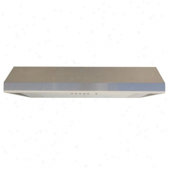 Winrster Ws-58 Series 42  Under-cabinet Vent Hood
