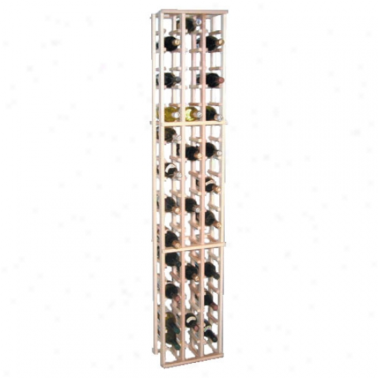 Wine Cellar Innovations 3 Column 6 3Individual Bottle Ar~ - Country Pine