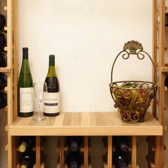 Wine Cellar Innovations Table Top - Redwood