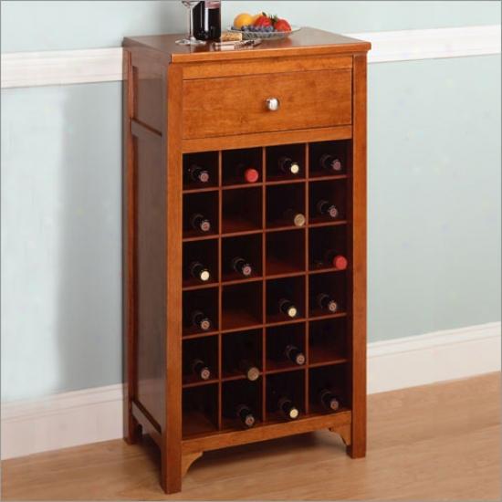 Winsome Regalia 24 Wine Cabinet