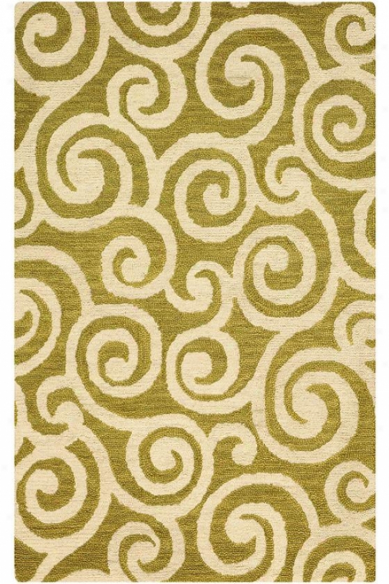 Bella Area Rug - 9'x12', Ivory