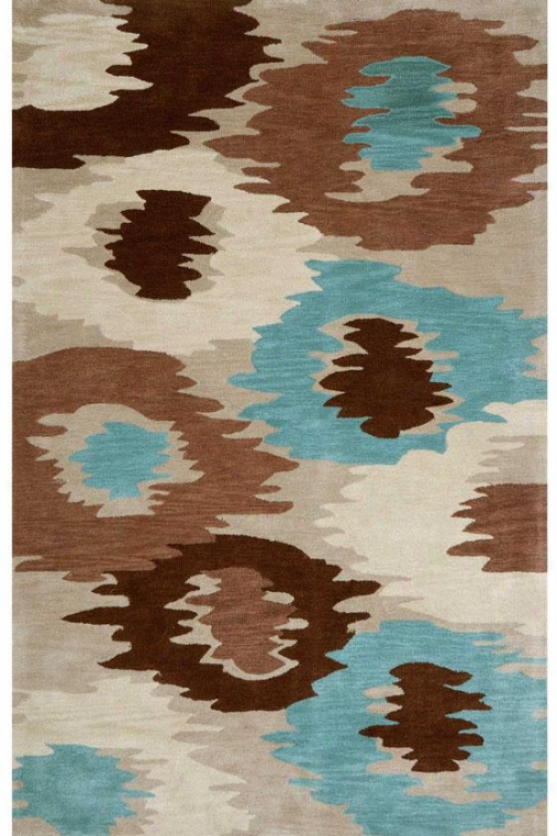 """belmont Area Rug I - 3'6""""x5'6"""", Ashwood"""