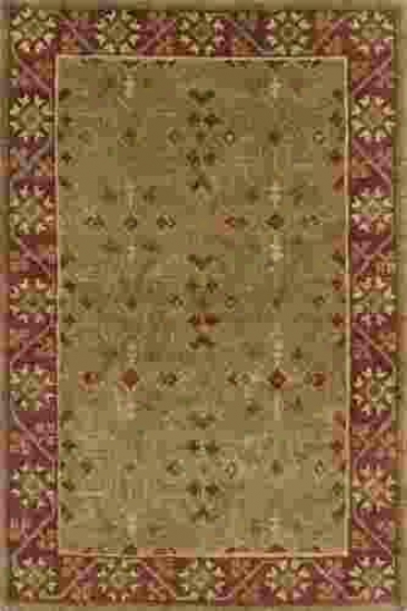 Bidjar Design Rug - 8'x11', Green