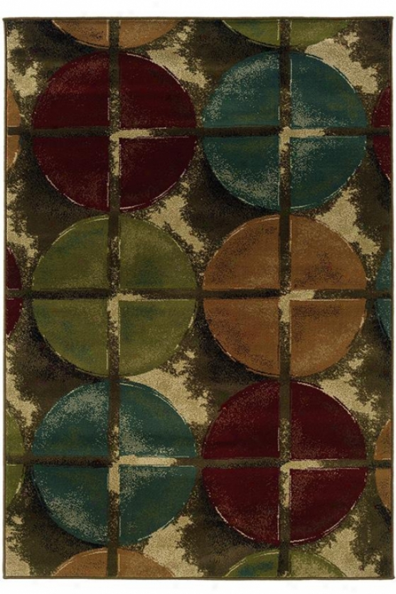 """boone Area Rug - 6'7""""x9'6"""", Multi"""