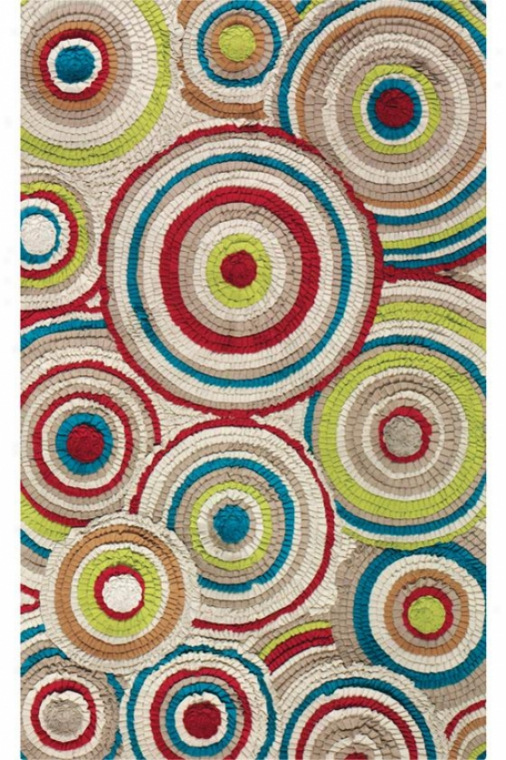Boutique Area Rug - 8'x10', Beige