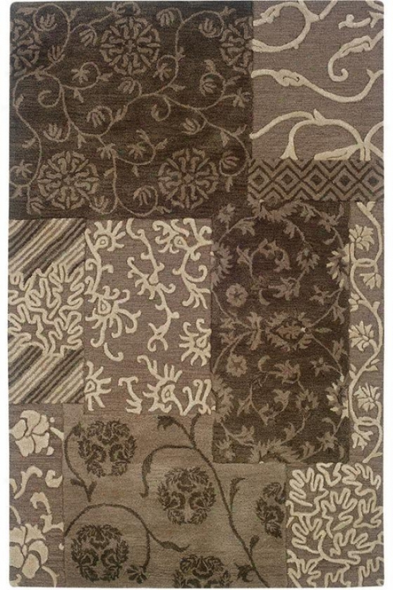 Bridgette Area Rug - 8'x11', Browj